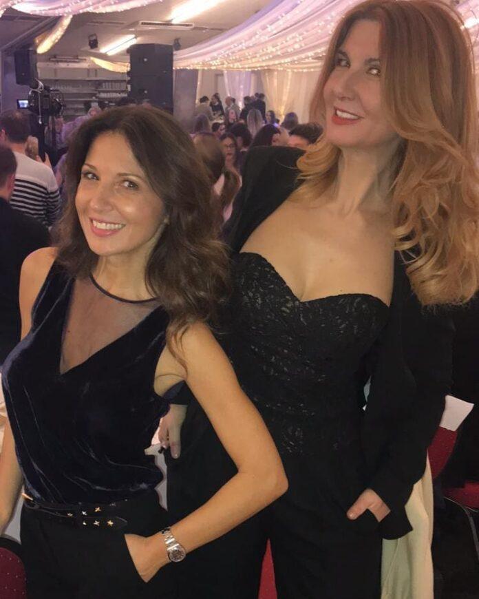 Vesna Dedić i Sanja Marinković