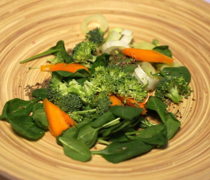 Detox salata sa povrćem