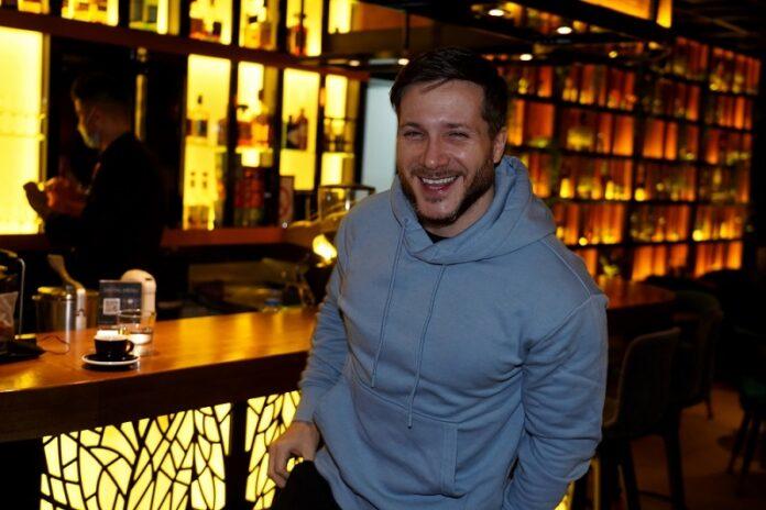 Saša Kovačević otvorio vrata svog restorana