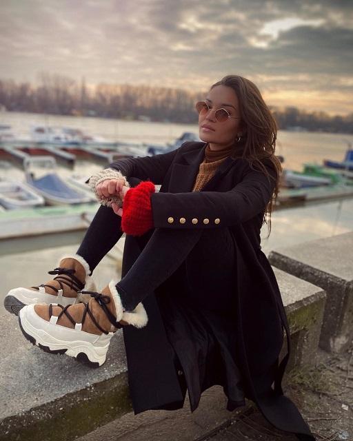 Tamara Milutinović - na strani svojih prijatelja