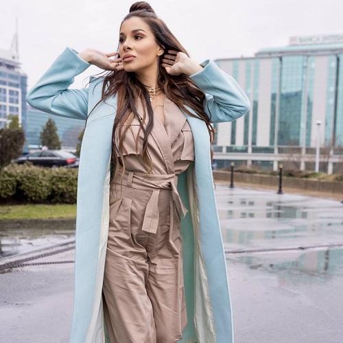 Pevačica Mia Borisavljević ponovo ima povod za slavlje