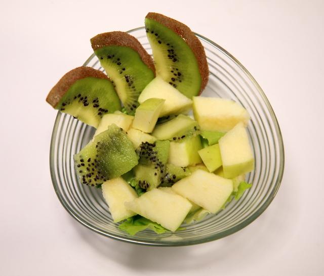 Zelena detox salata