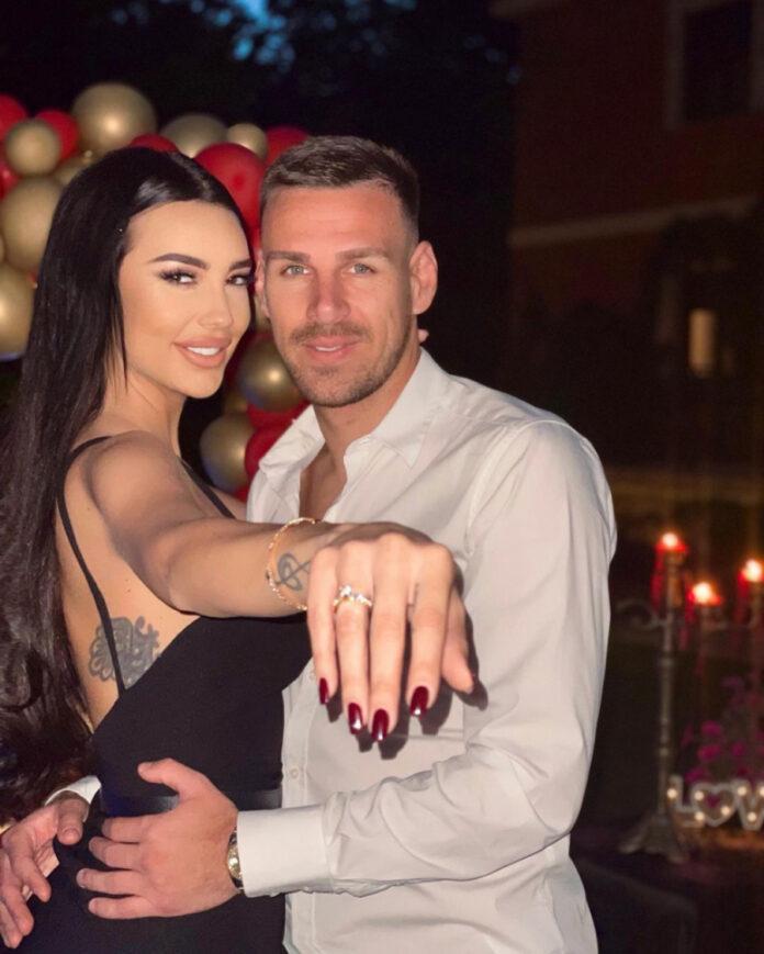 Katarina Grujić otkrila kog je pola beba i koje ime su izabrali, a podelila i detalje sa venčanja!